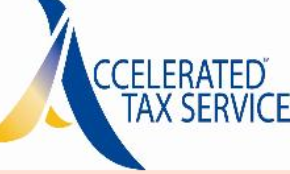 Accelerated Tax Service