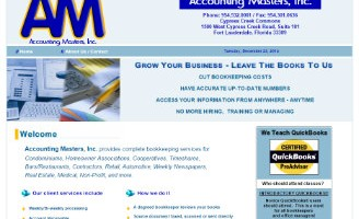 Accounting Masters Inc