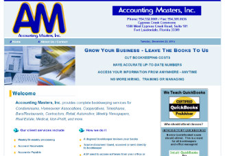 Accounting Masters Inc