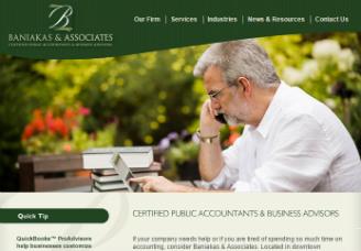 Baniakas & Associates CPA's