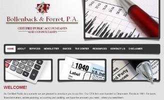 Bollenback & Forret P.A. CPAs