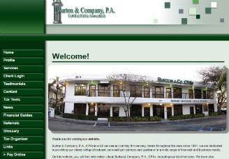 Burton & Company, P.A