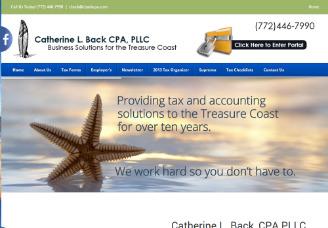 Catherine L Back CPA PLLC