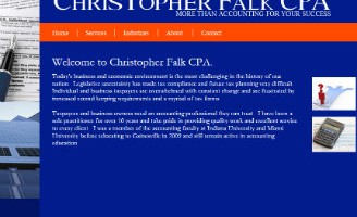 Christopher Falk CPA