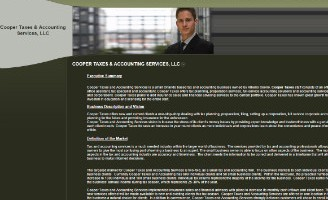 Cooper Taxes & Accounting Services LLC