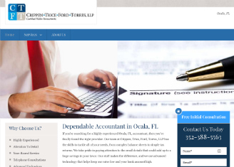 Crippen Trice Ford Torres LLP firm screen