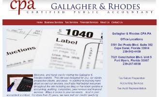 Gallagher & Rhodes, CPA