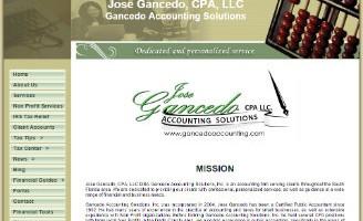 Gancedo Accounting Solutions Inc.