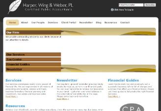Harper, Wing & Weber, PL