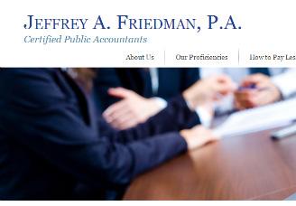 Jeffrey A. Friedman, P.A., C.P.A.