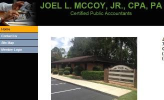 Joel L. McCoy, Jr. CPA, PA