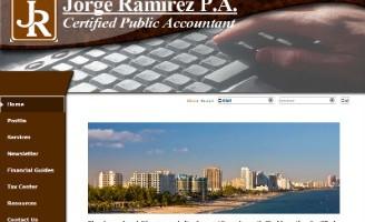 Jorge Ramirez CPA