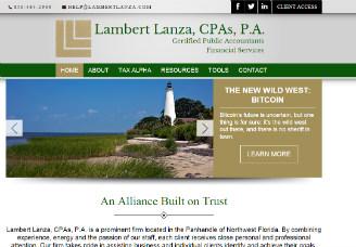 Lambert Lanza CPAS PA