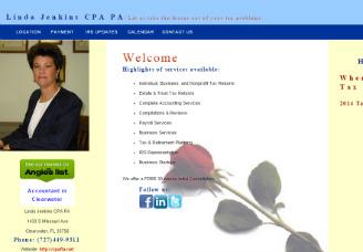 Linda Jenkins, CPA, PA