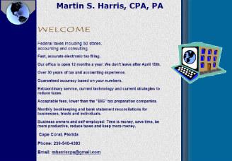 Martin S. Harris CPA PA