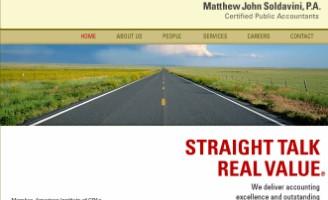 Matthew John Soldavini P.A.