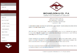 Michaelson  & Co.