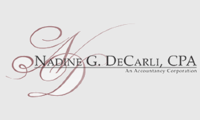 Nadine G. DeCarli, CPA An Accountancy Corporation