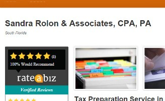 Sandra Rolon & Associates CPA PA