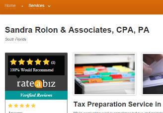 Sandra Rolon & Associates CPA PA