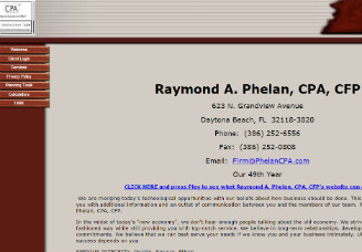 Raymond A. Phelan, CPA, CFP