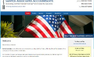 Santos Associates Accountant