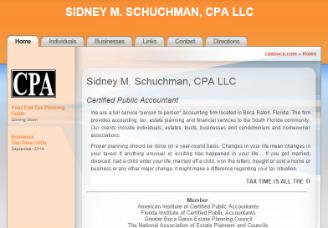 Sidney M. Schuchman CPA LLC