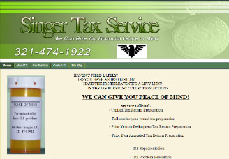 Singer Tax Service