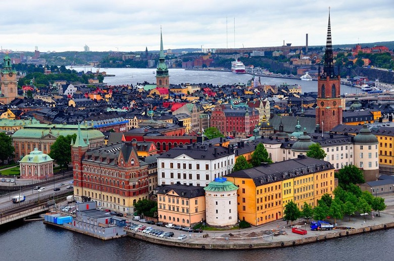 Sweden - Tax haven