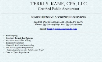 Terri S. Kane, CPA, LLC