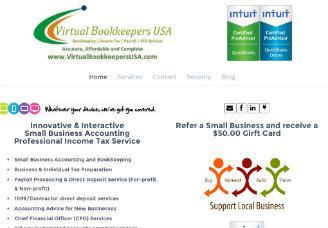 Virtual Bookkeepers USA