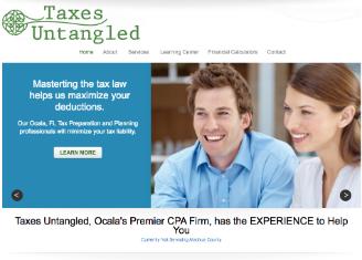 Taxes Untangled